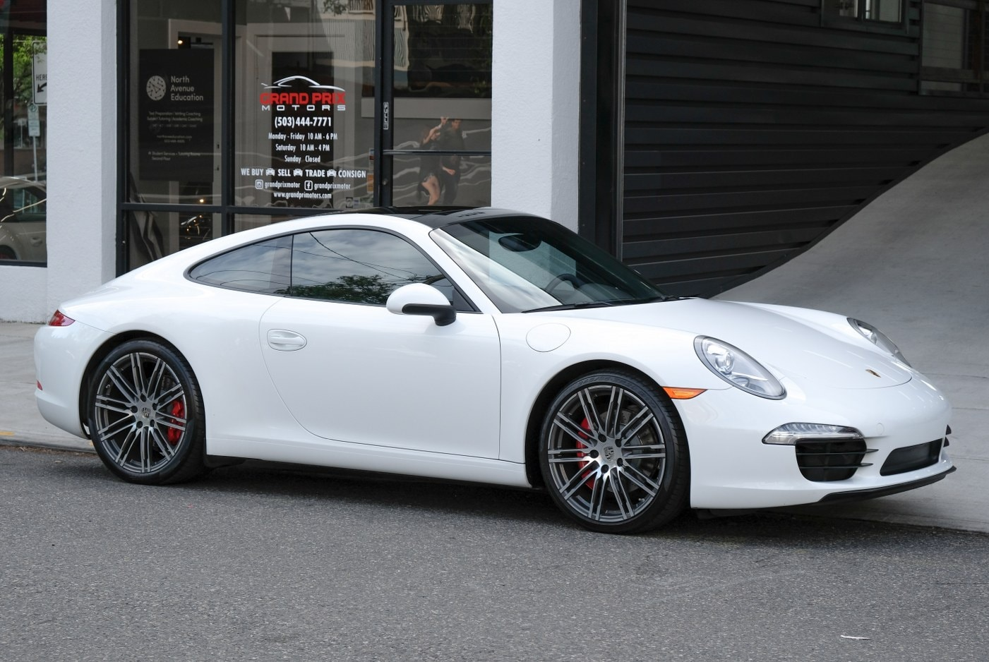 Used 2015 Porsche 911 For Sale | Portland OR WP0AB2A92FS124131
