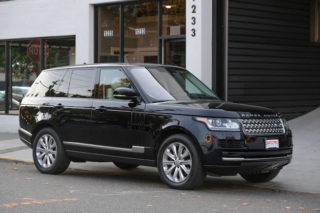 2016 Land Rover Range Rover 3.0L V6 Turbocharged Diesel HSE Td6 SUV