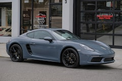 Used  2017 Porsche 718 Cayman Coupe for Sale in Portland, OR