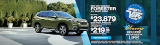 Subaru Forester Lease Deals and Sale