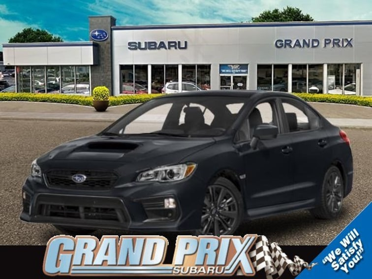 New 2019 Subaru WRX Sedan