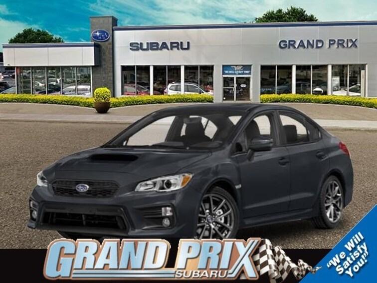 New 2019 Subaru WRX Premium (M6) Sedan