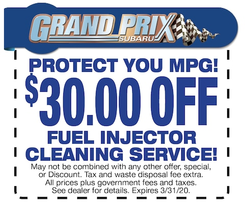 $30off Fuel Injector