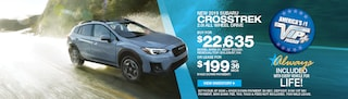 Subaru Crosstrek Lease Deals and Sale July 2019