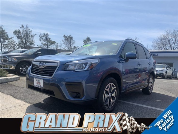 Certified Used 2019 Subaru Forester For Sale Long Island Vin