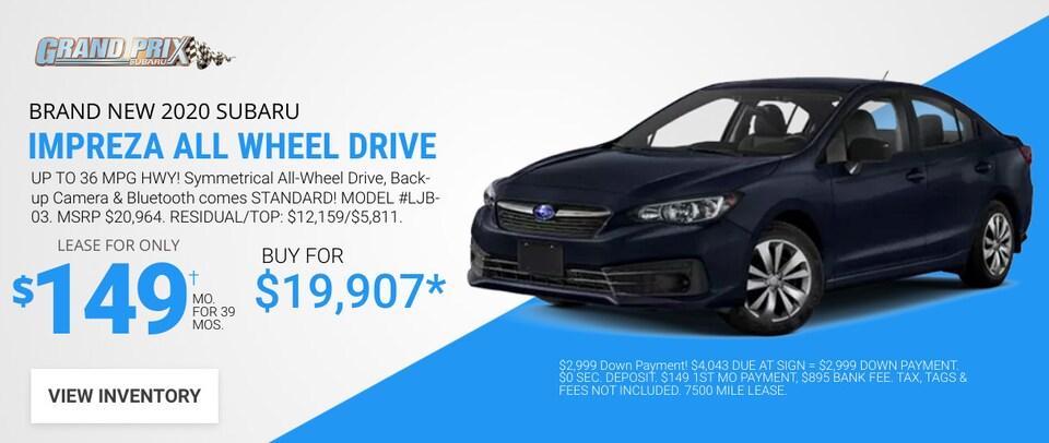 Subaru Impreza - June 2020