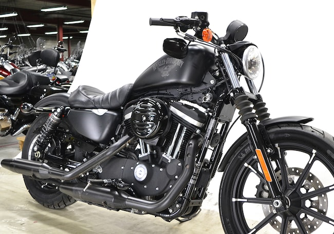 Used 2016 Harley Davidson Sportster Iron 883 Xl883n For