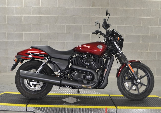 Used 2016 harley davidson street 500 for sale mi for Fox motors grand rapids