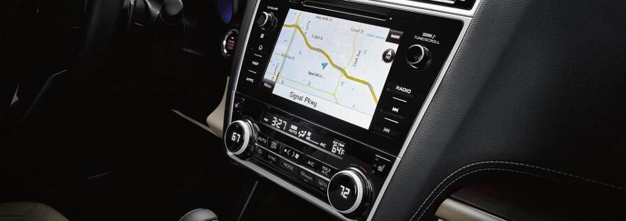 2019 Subaru Outback Interior Design Features Technology