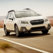 2019 Subaru Outback ground clearance