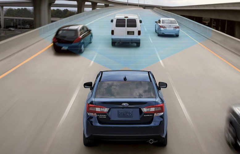 2019 Impreza safety features image
