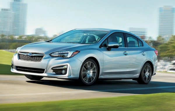 image of 2019 Impreza showing its horsepower