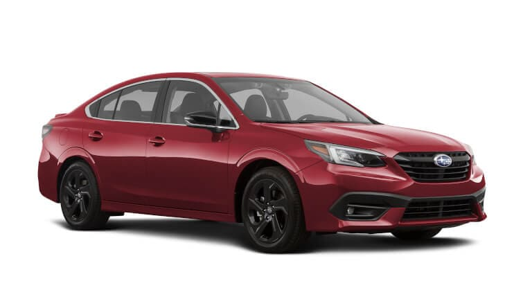 2020 Subaru Legacy lease deal