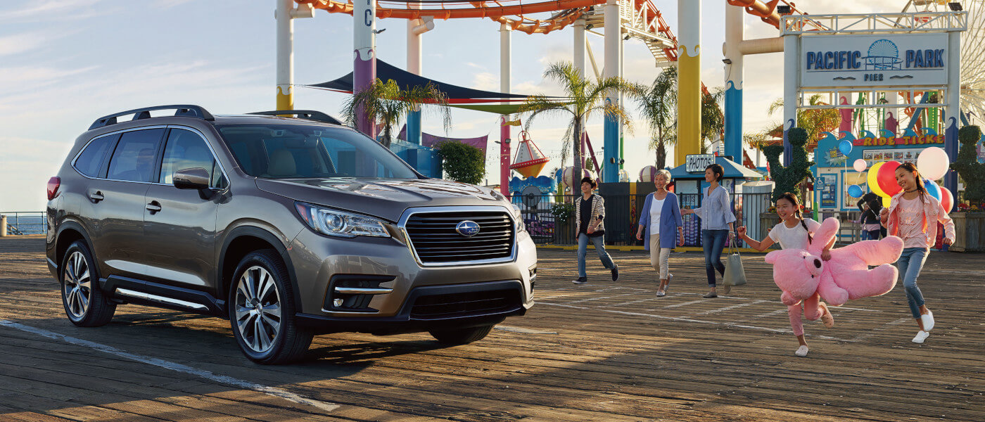 2021 Subaru Ascent review for drivers near Chicago, IL