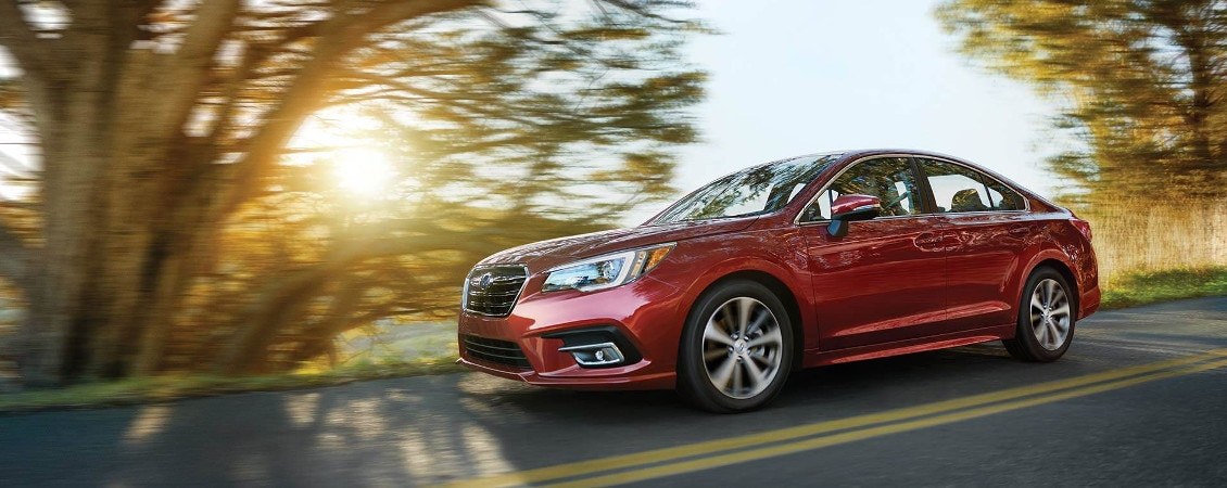test drive the 2018 subaru legacy in chicago