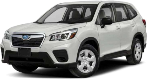 Subaru Forester lease offer