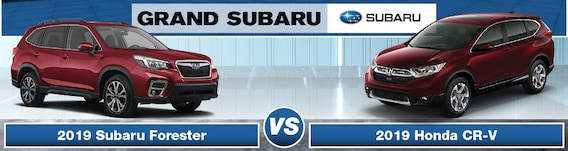 Foresters Quick Quote >> Subaru Forester Versus The Competition In Chicago Il