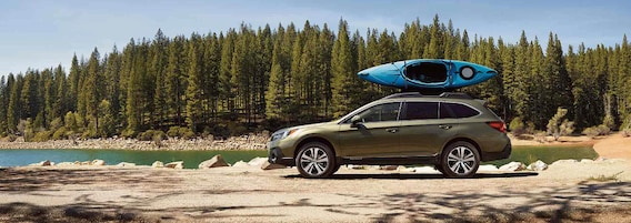 2020 Subaru Outback Trim Levels: Premium vs  Limited vs
