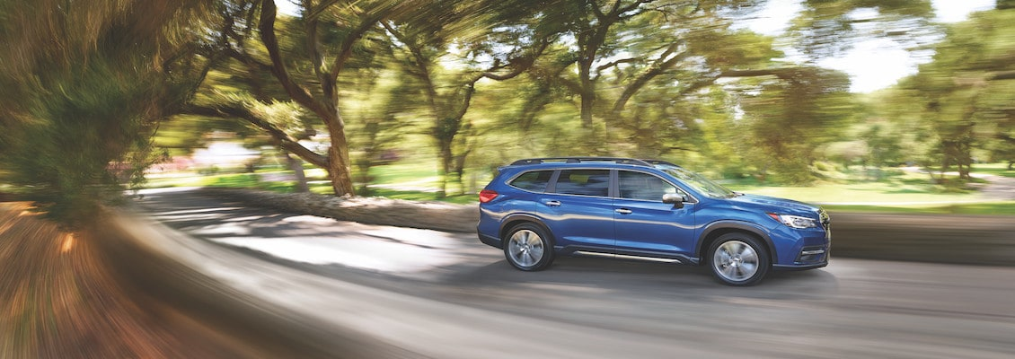 Test drive the all new 2019 Subaru Ascent