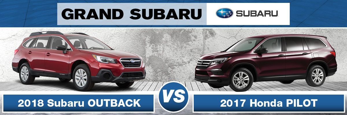 subaru outback versus the competition near chicago il. Black Bedroom Furniture Sets. Home Design Ideas