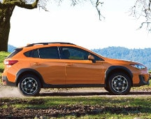 2019 Subaru Crosstrek ground clearance