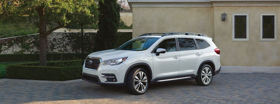 New 2019 Subaru Ascent in Bensenville, IL