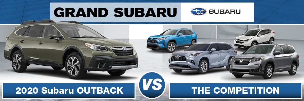 2020 outback vs competition