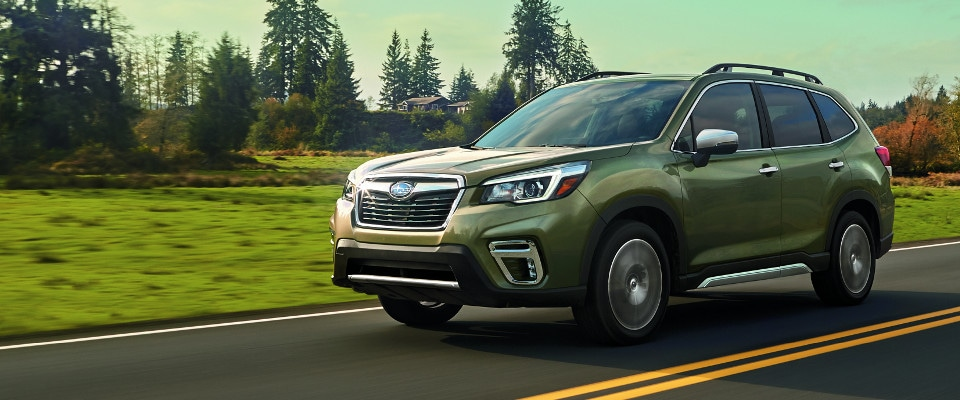 2019 Subaru Forester Premium Vs Sport Vs Limited Chicago Il