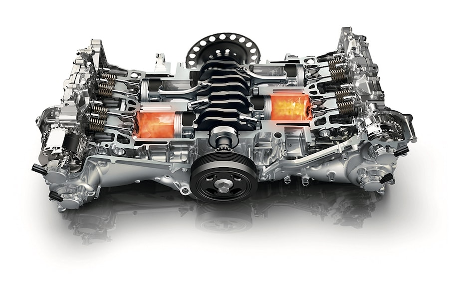 Subaru BOXER® Engine