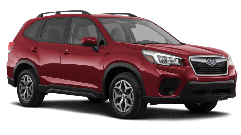 Subaru Forester vs. the Competition