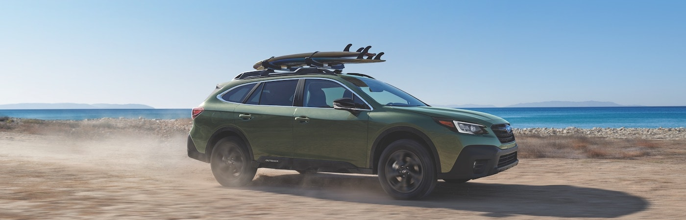 2020 Subaru Outback Trims