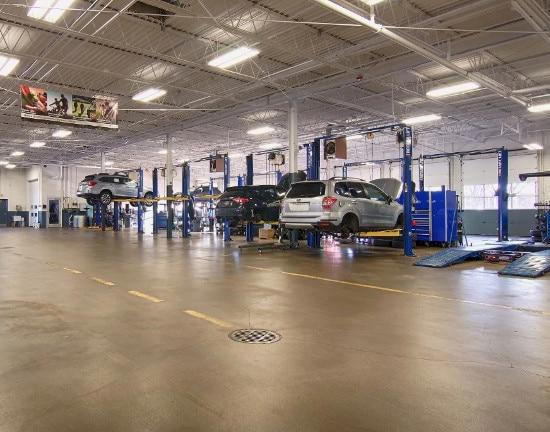 Subaru Brake Maintenance Repair Services Chicago Il
