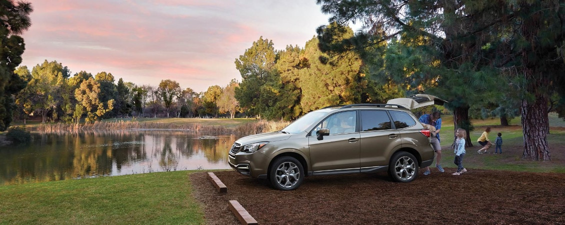 2018 subaru forester 2.5i vs limited test drive