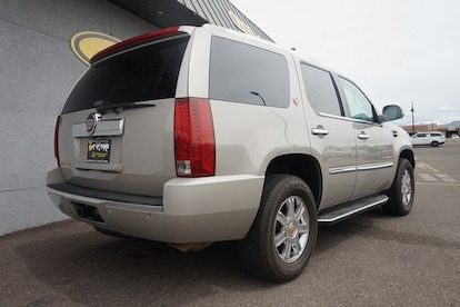 Used 2007 CADILLAC ESCALADE For Sale | Grand Junction CO | 8911