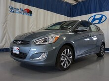 2017 Hyundai Accent Sport Hatchback