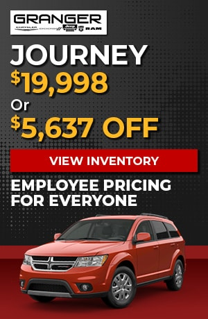 Dodge Journey - Employee Pricing