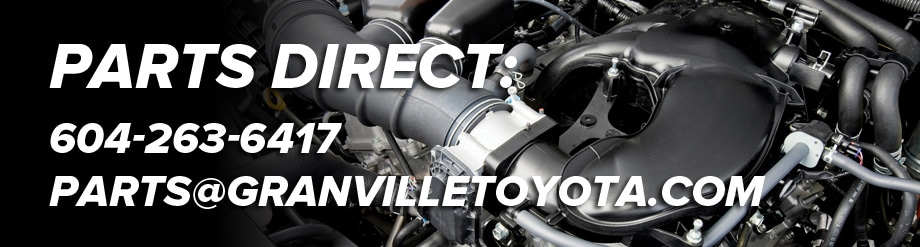 Toyota Parts Direct >> Toyota Parts Accessories Vancouver Toyota Quality Oem Parts