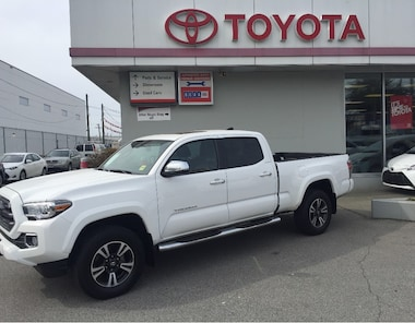 2016 Toyota Tacoma Doublecab Limited 4x4 Truck