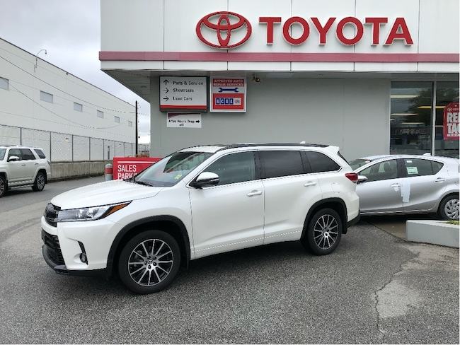 2017 Toyota Highlander SE Package SUV