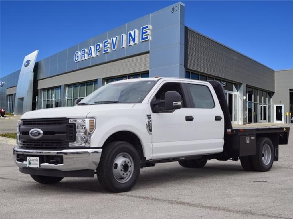 New 2019 fordf 350 chassis xl
