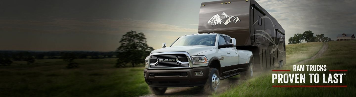 find your perfect new truck