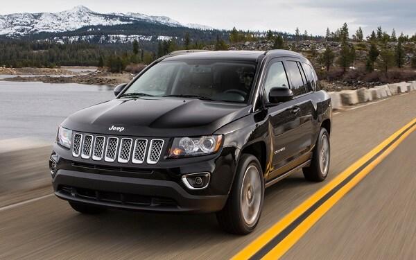 2016 jeep compass service manual