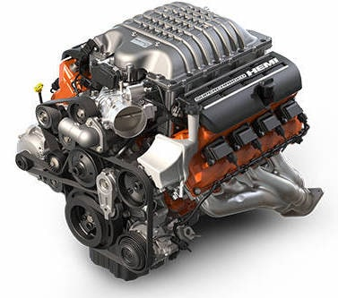 2016 Dodge Charger Engine