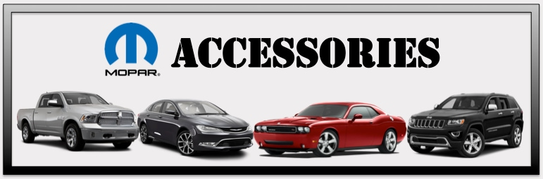 Mopar Auto Accessories in Medford, MA | Grava Chrysler Dodge Jeep Ram