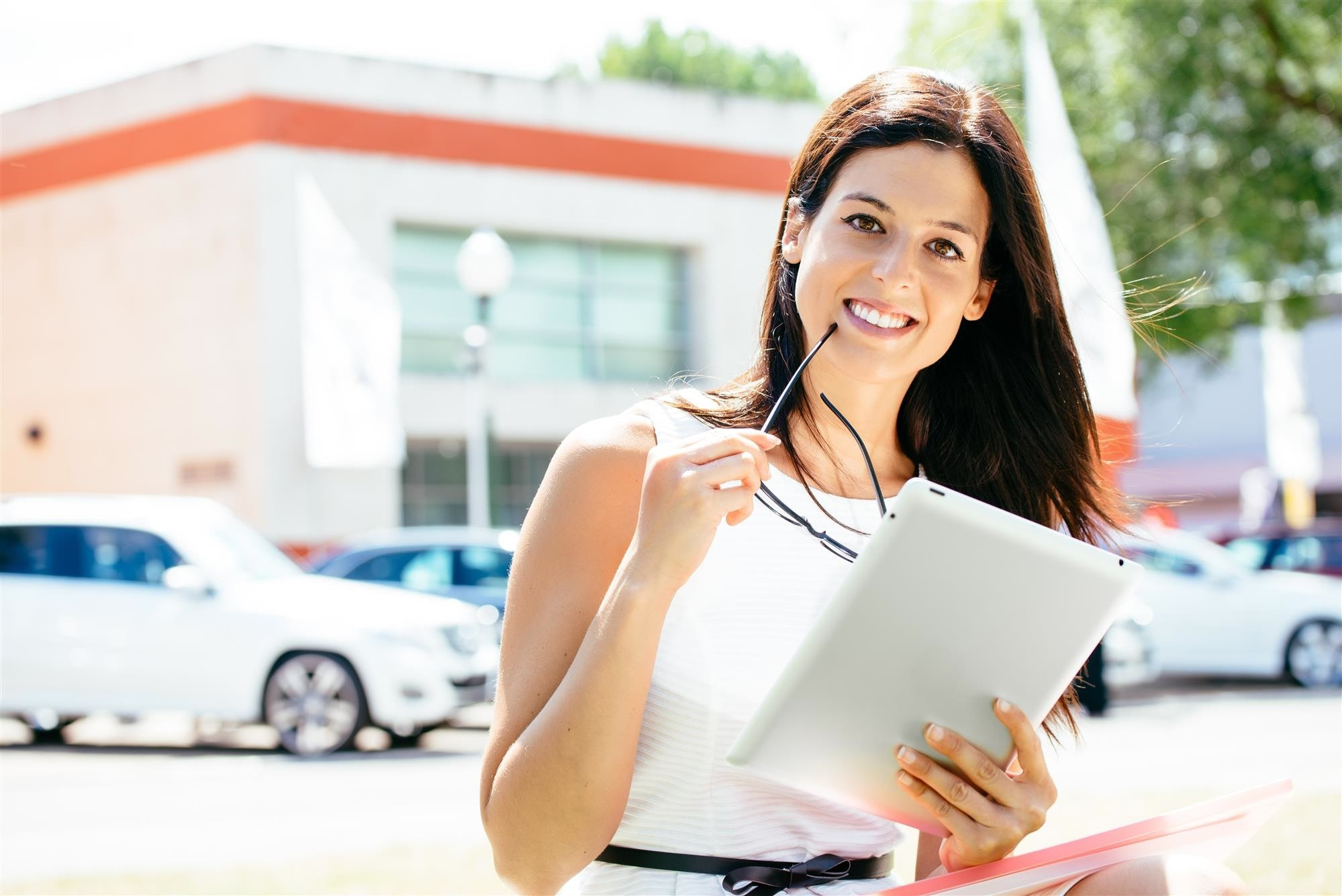 buying a new or preowned car
