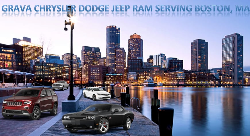 Chrysler Dodge Jeep Ram Dealership serving Boston, MA
