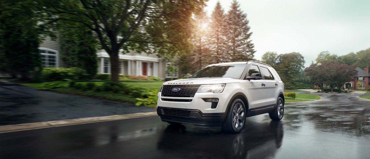 Grey Daniels Ford >> 2019 Ford Explorer Full-Size SUV | Ford Explorer XLT, Limited, Sport, & Platinum in Brandon ...