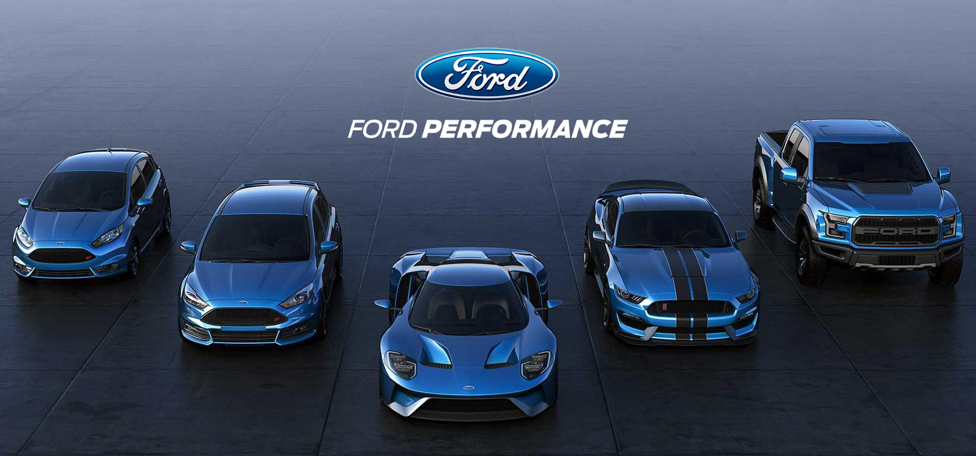 Performance Vehicles | Gray-Daniels Ford