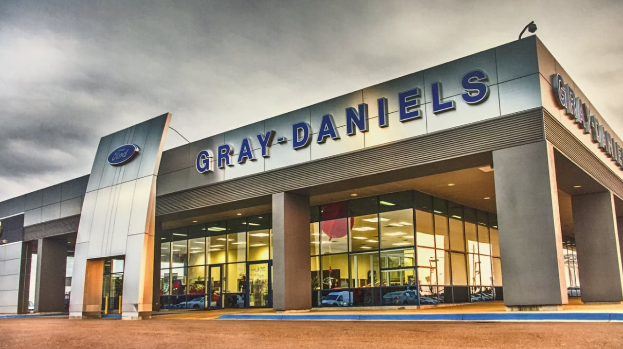 Grey Daniels Ford >> Gray-Daniels Ford | Ford Dealership in Jackson, MS