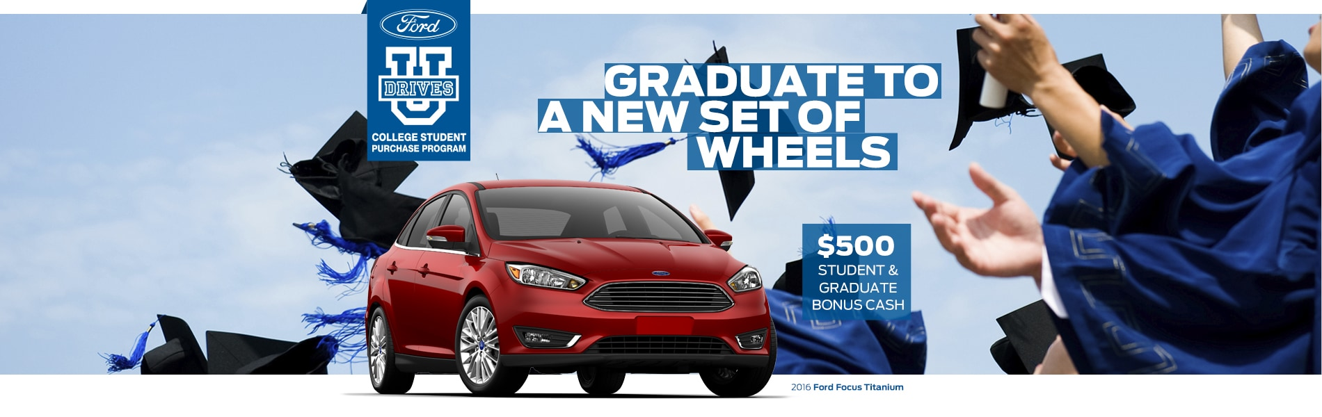 Ford college student purchase program